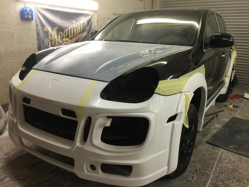 Porsche Cayenne Bodykit