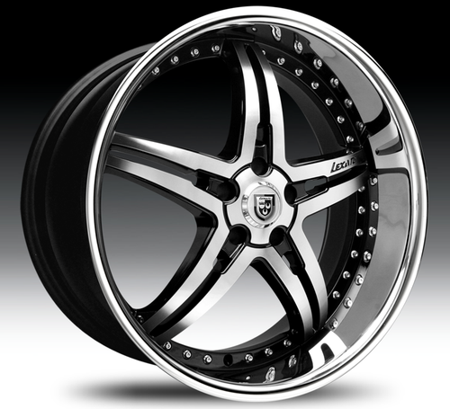 """20"""" Lexani LX-15 Alloy Wheels"""
