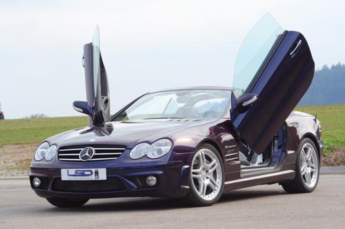 Mercedes SL Class LSD Door Conversion Kit