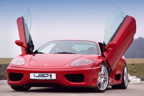 Ferrari 360 LSD Door Conversion Kit