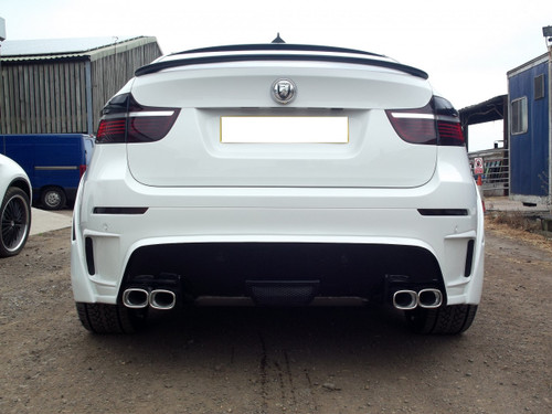 BMW X6 Aerodynamic Body Kit