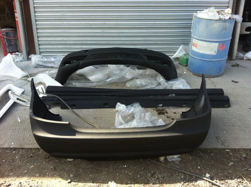 Mercedes S65 AMG Body kit