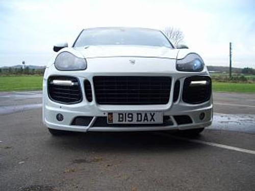 Porsche Cayenne Body kit