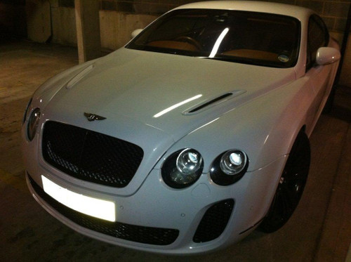 Bentley GT Supersport Conversion