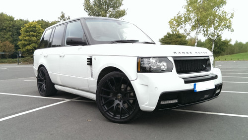 Range Rover Vogue L322 Meduza RS Body Kit 2010-2013