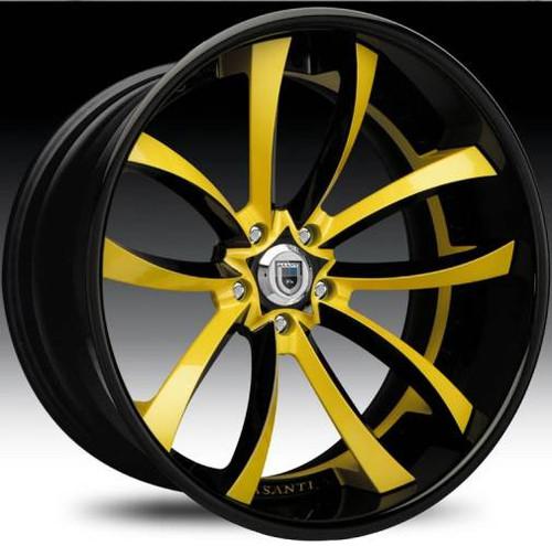 """Asanti Alloy Wheels CX-503 24"""""""