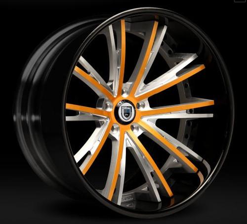 """Asanti Alloy Wheels CX-177 20""""-24"""""""