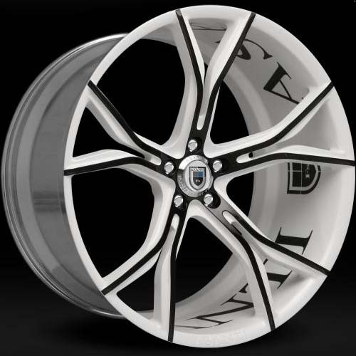 "Asanti Alloy Wheels CX-176 20""-24"""