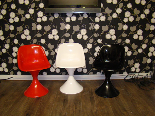 1960`s Style Tulip Chair in Choice of colours