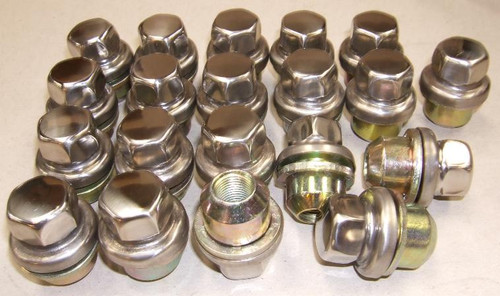 Land Rover Genuine Alloy Wheel Nuts