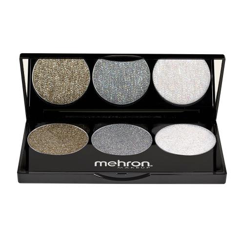Mehron ECHO glitter palette