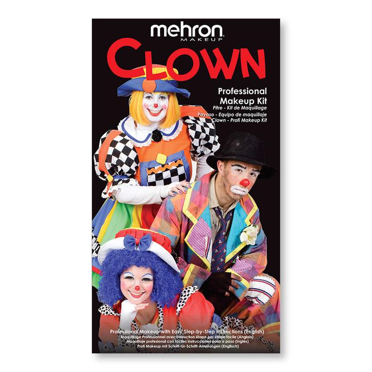Clown - Character Makeup Kit