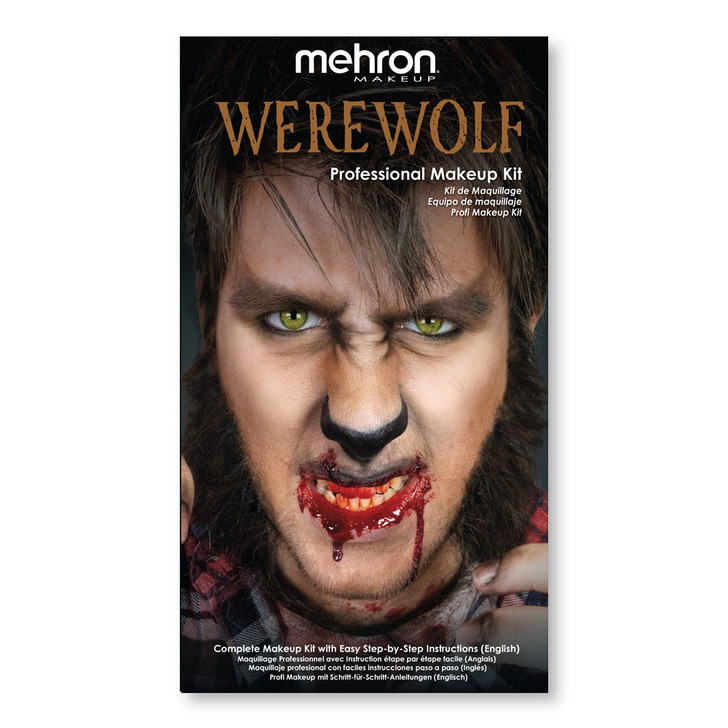 Werewolf - Character Makeup Kit