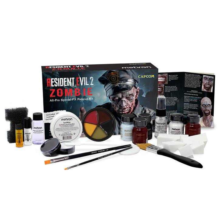 Resident Evil 2 kit unboxed