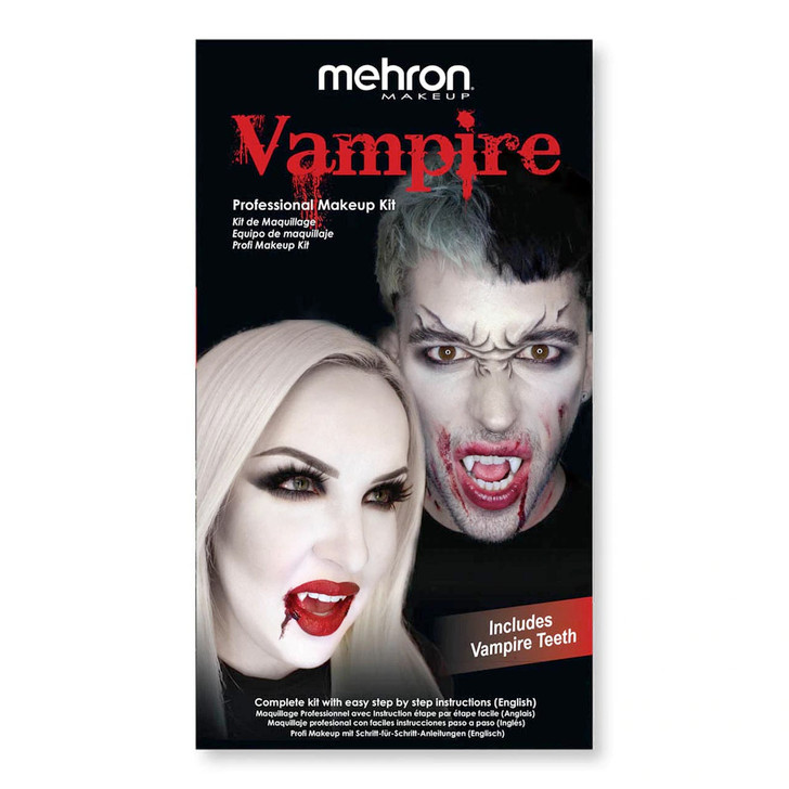 Mehron Vampire Makeup Kit
