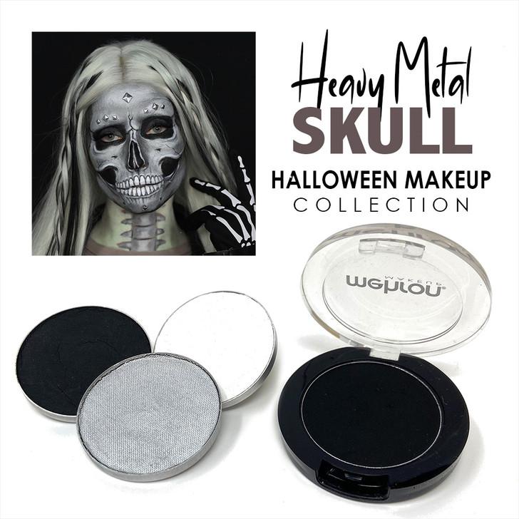 Heavy Metal Skull makeup kit by Mehron