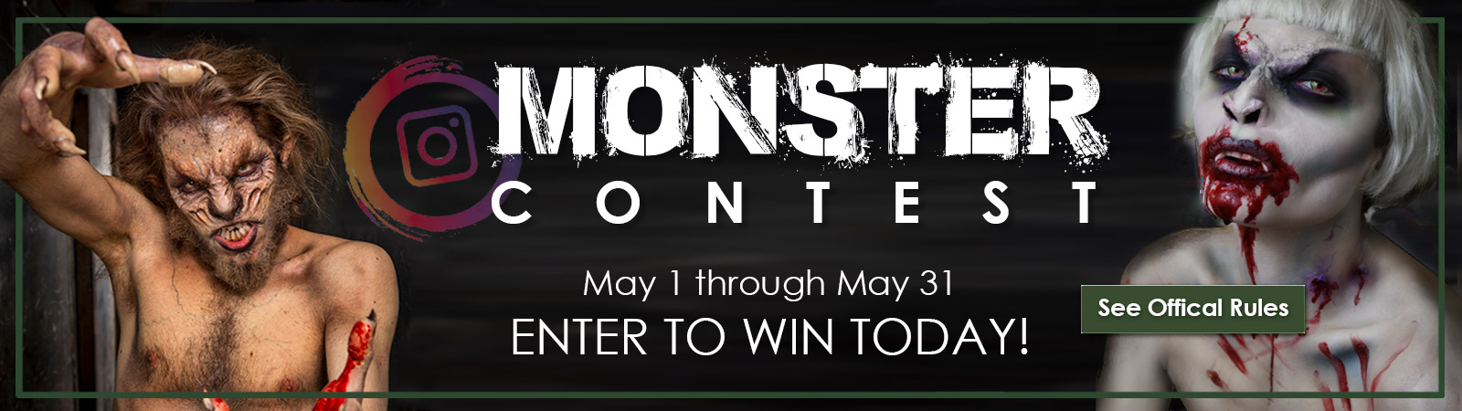 May Monster Contest
