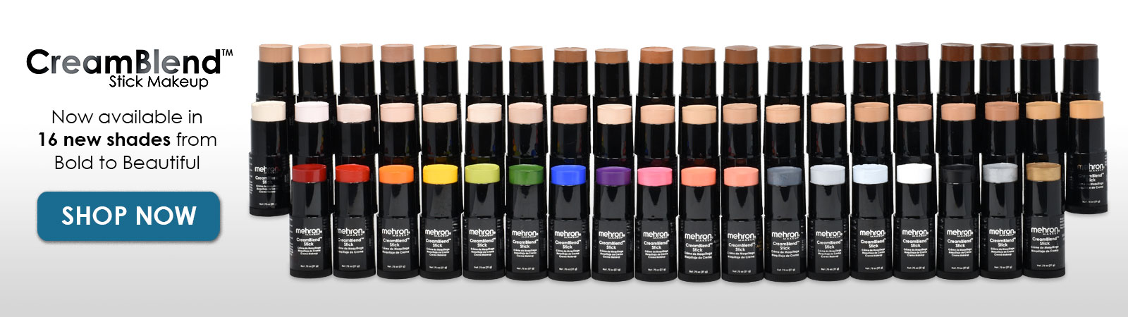Professional Beauty and Performance Makeup   Mehron Official