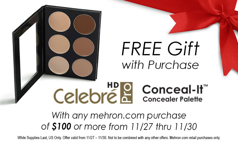 Free Conceal-it with purchase