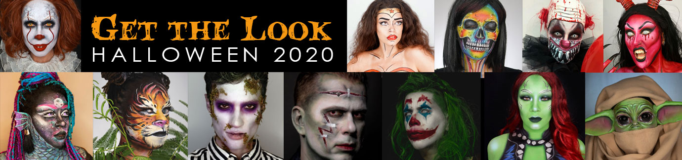 Get the Looks for Halloween 2020