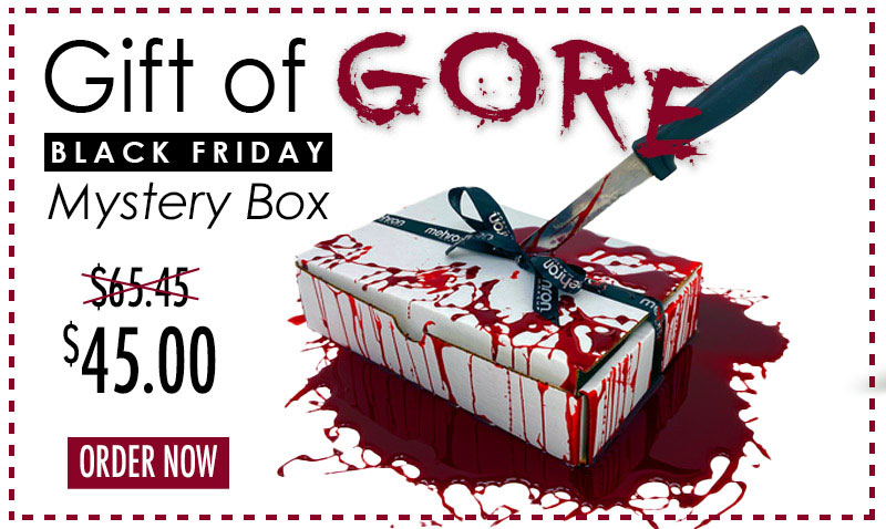 Gift of Gore promo