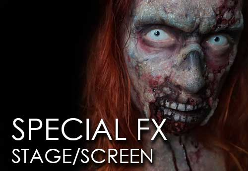 Mehron Special FX for Stage and Screen