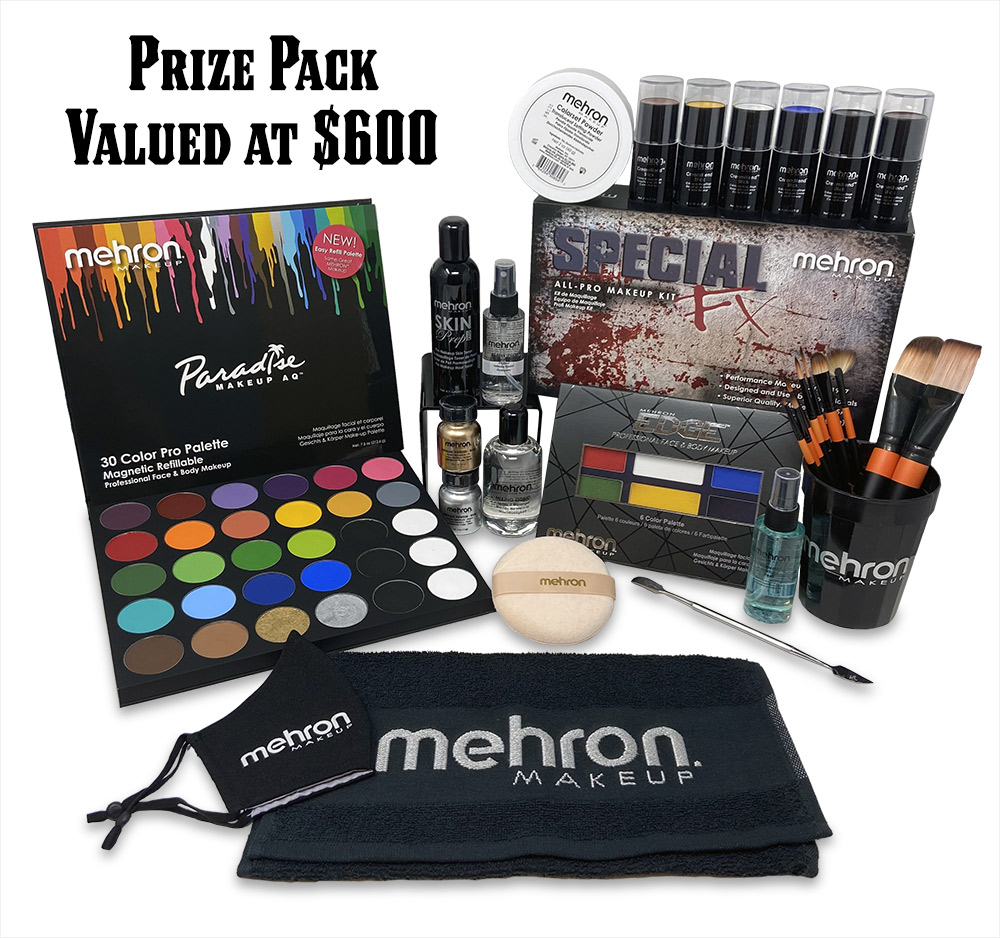 Animal Contest Prize Pack