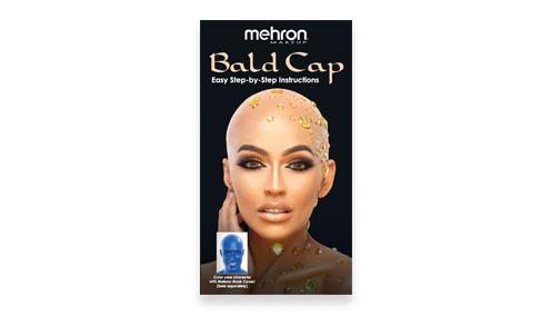 Bald Cap Kit Instructions