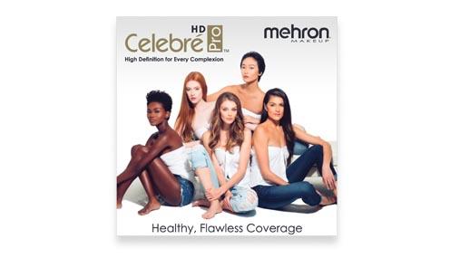 Celebré Pro HD booklet