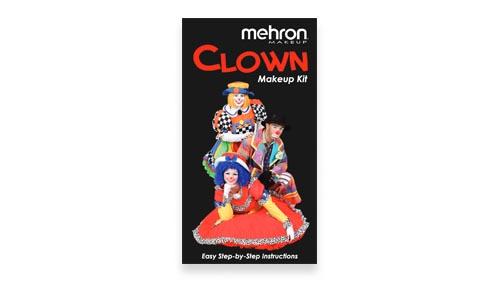 Clown Makeup Kit instructions