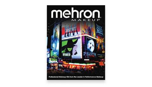 Mehron Makeup Kit brochure