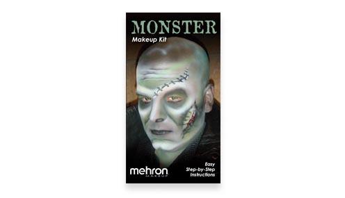 Monster Makeup Kit instructions