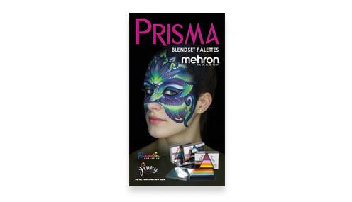Paradise Makeup AQ™ Prisma Blendset Brochure