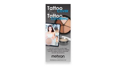 Tattoo Cover brochure