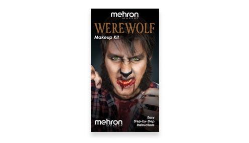 Werewolf Kit instructions