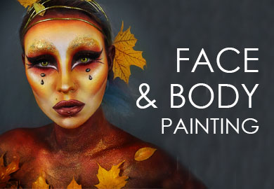 Link to Mehron Face and Body Paint Makeup