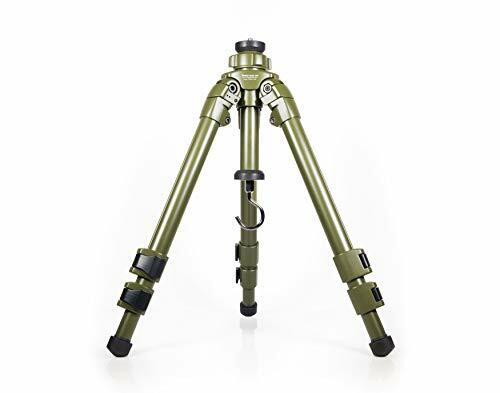 PIG0311-GS (SHORT) Field Shooting Tripod, OD Green