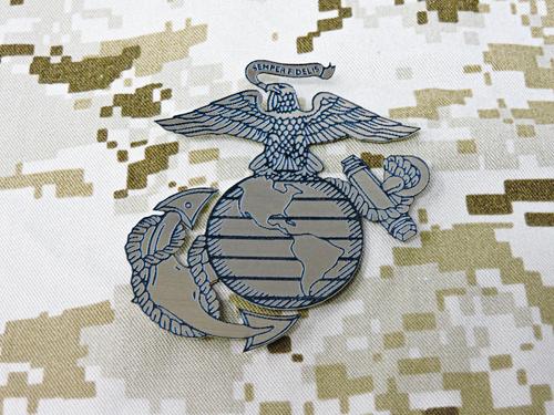 EGA Bronze Sticker