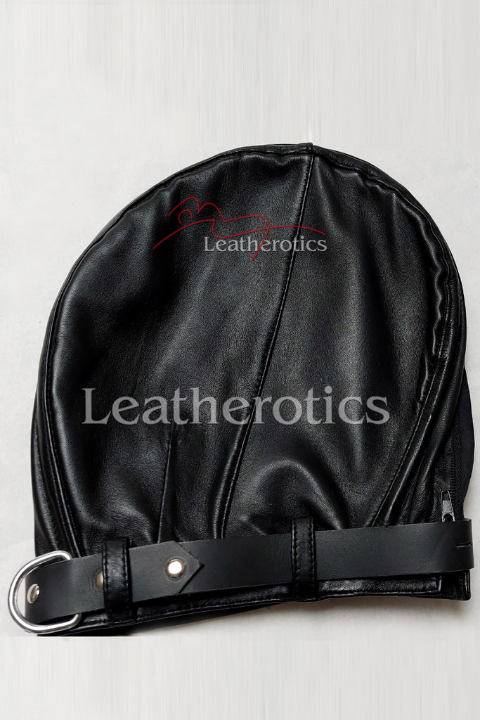 Leather insect mask 1