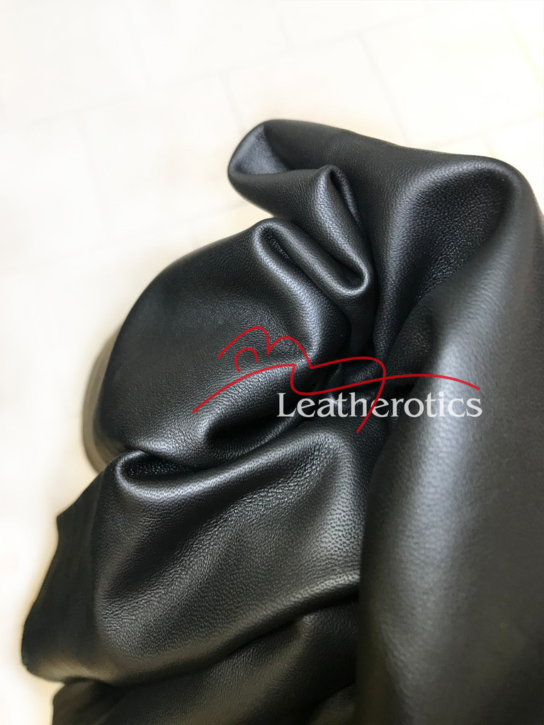 Leather skin hide for sewing 1