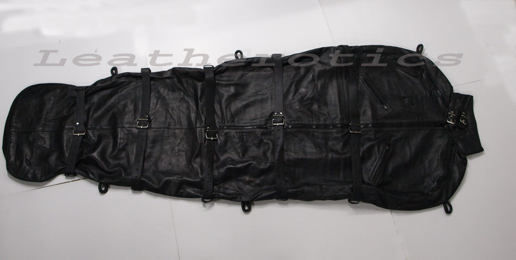 Leather Body Bag Sleepsack