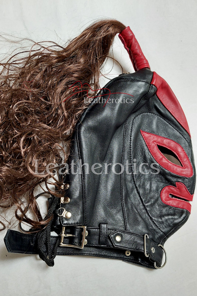 leather wig mask 4