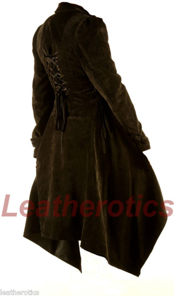 Ladies Coat Gothic Vintage Jacket