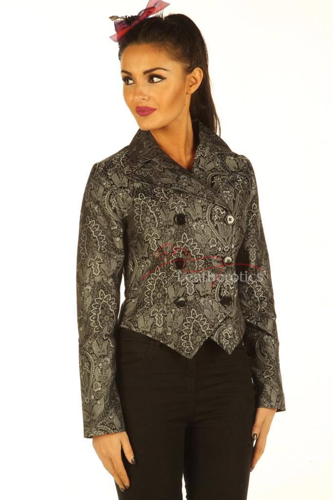 Vintage Victorian Tailcoat