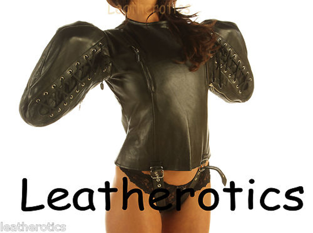 real leather Bodybag Arm Wing Binder