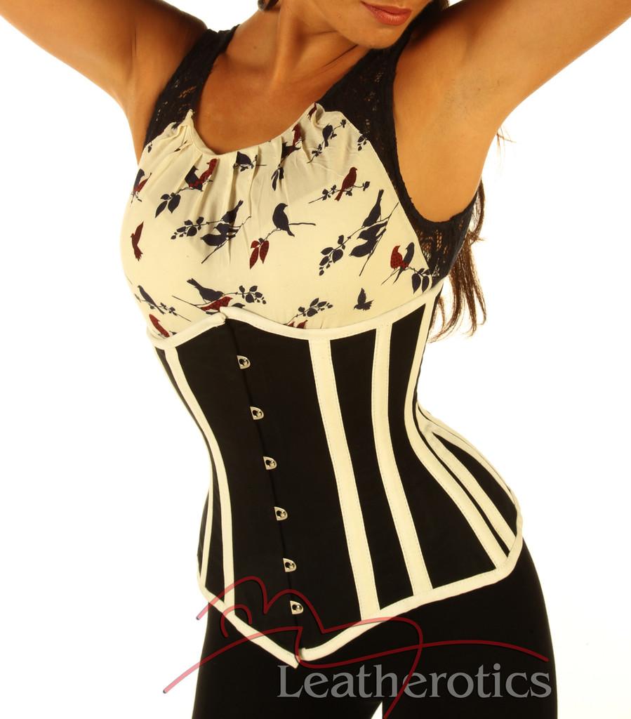 waist shaping corset