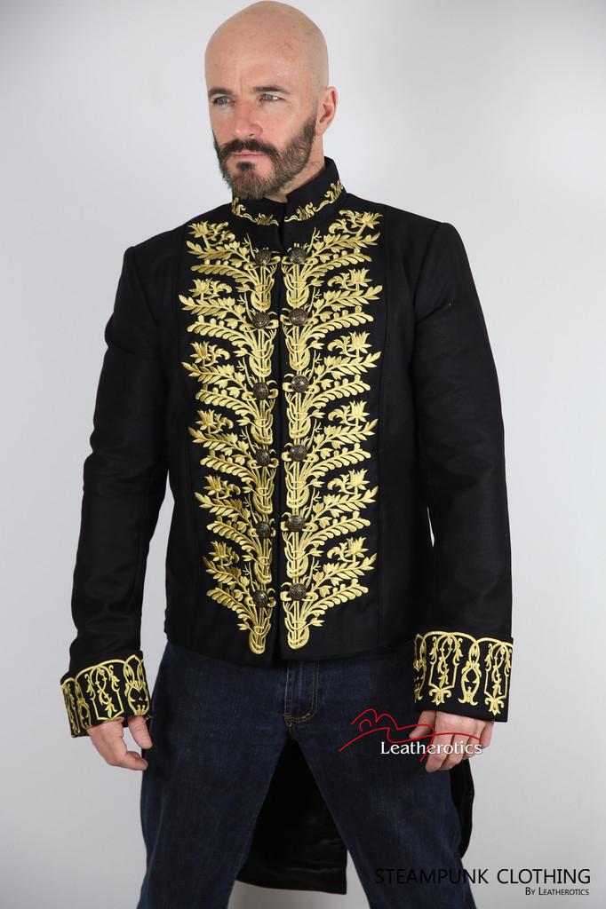 Mens Vintage Tailcoat