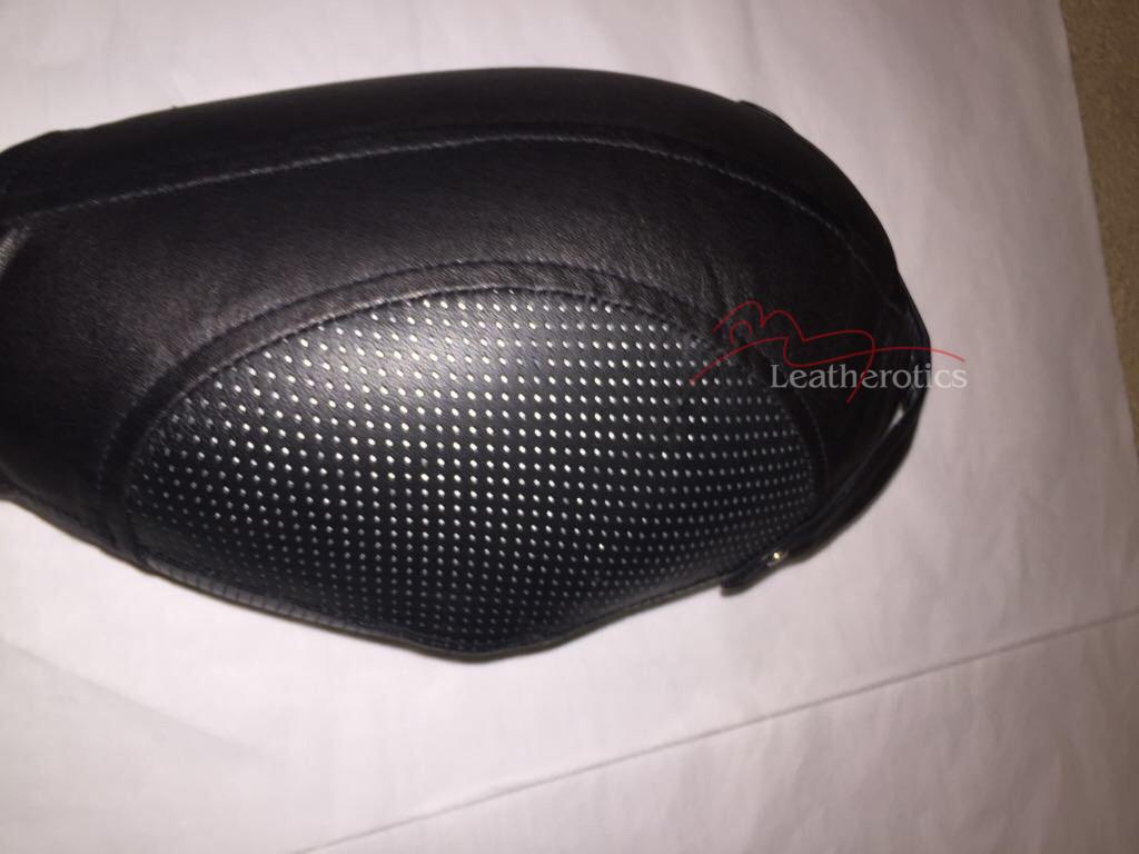 Leatherotics Leather Mask Hood Bondage BDSM 8