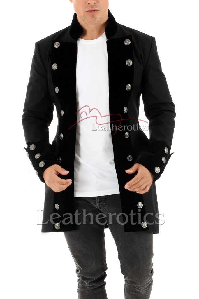 Men's historical jacket 3
