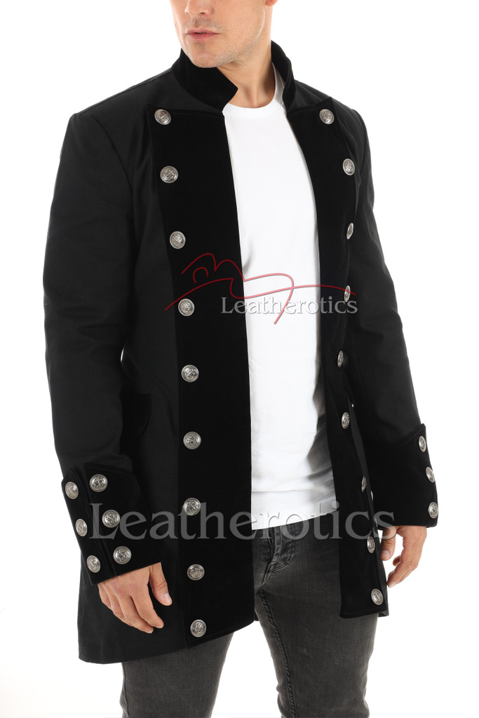 Men's historical jacket 1